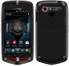 Casio GzOne Commando 4G LTE C811 MIL-SPEC Android Smartphone for Verizon - Black