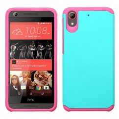HTC Desire 626 Teal Green/Hot Pink Astronoot Case