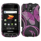 Samsung Transform Ultra Fairyland Butterfly Diamante Phone Protector Cover