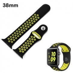 Black/Volt Sport Band