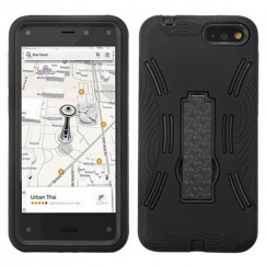 Amazon Amazon Fire Phone Black/Black Symbiosis Stand Case