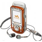 Sony Ericsson W600i ATT GSM Camera Bluetooth phone