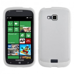 Samsung ATIV Odyssey Solid Skin Cover - Translucent White