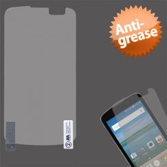 LG Optimus Zone 3 / Spree Anti-grease LCD Screen Protector/Clear