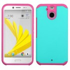 HTC Bolt Teal Green/Hot Pink Astronoot Case