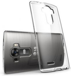 LG G4 Case-Mate Naked Tough Dual Layer Clear Case - Clear