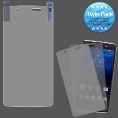 Blackberry DTEK50 Screen Protector Twin Pack