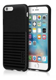 Apple iPhone 6/6s Plus Incipio Rival Textured Impact Resistant Case - Black