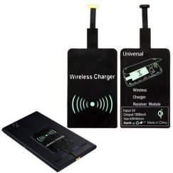 Wireless Charging Receiver for Micro USB (Narrow-interface Down)
