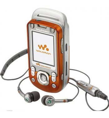 Sony Ericsson W600i Cingular GSM Camera Bluetooth phone