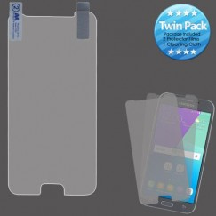 Samsung Galaxy J3 Screen Protector Twin Pack