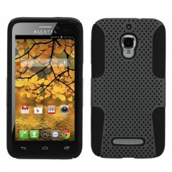 Alcatel One Touch Fierce Gray/Black Astronoot Case