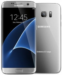 Samsung Galaxy S7 Edge 32GB - ATT Wireless Smartphone in Silver