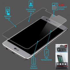 LG K10 Tempered Glass Screen Protector (2.5D)