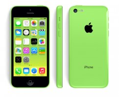 Apple iPhone 5c 8GB Smartphone for Cricket Wireless - Green