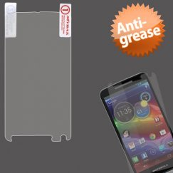 Motorola Photon 4G / Electrify Anti-grease LCD Screen Protector/Clear