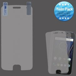 Motorola Moto G5 Plus Screen Protector Twin Pack