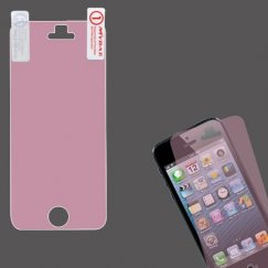 Apple iPhone 5 LCD Screen Protector/Pink