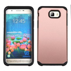 Samsung Galaxy J5 Prime Rose Gold/Black Astronoot Case