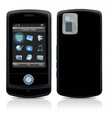 LG CU720 Shine for ATT Wireless in Black