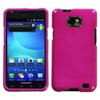 Samsung Galaxy S2 Solid Hot Pink Case