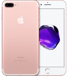 Apple iPhone 7 Plus 128GB Smartphone - ATT Wireless - Rose Gold