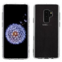 Samsung Galaxy S9 Plus Glassy Transparent Clear Candy Skin Cover