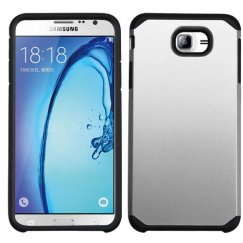 Samsung Galaxy On7 Silver/Black Astronoot Case