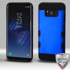 Titanium Dark Blue/Black Hybrid Protector Cover [Military-Grade Certified]
