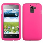 Huawei Premia 4G Solid Skin Cover - Hot Pink