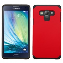 Samsung Galaxy A7 Red/Black Astronoot Case