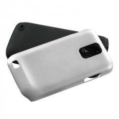 Samsung Galaxy S2 White Fusion Case - Rubberized
