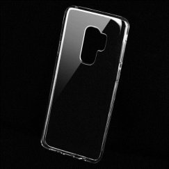 Samsung Galaxy S9 Plus Glossy Transparent Clear Candy Skin Cover