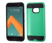 Green/Black Brushed Hybrid Protector Cover
