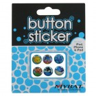 Button Stickers-Set
