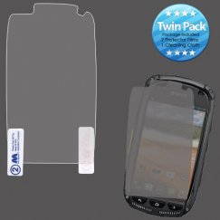 Kyocera Torque Screen Protector Twin Pack
