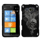 HTC Titan II Skull Wing Phone Protector Cover