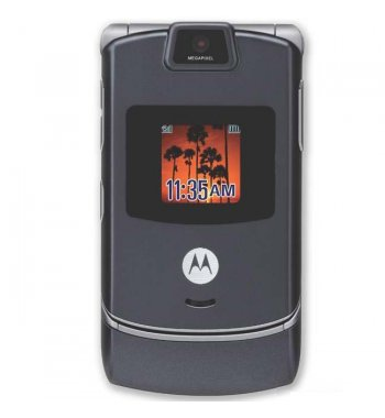 Motorola RAZR V3c GREY Camera Phone Bluetooth for Verizon