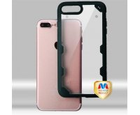 Transparent Clear/Black FreeStyle Challenger Hybrid Protector Cover