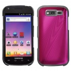 Samsung Galaxy S Blaze 4G SGH-T769 Hot Pink Cosmo Back Case