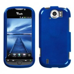 HTC myTouch 4G Slide Solid Dark Blue Case