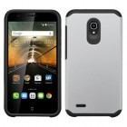 Alcatel One Touch Conquest Silver/Black Astronoot Case
