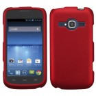 ZTE Concord 2 Titanium Solid Red Case
