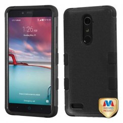 ZTE Grand X Max 2 Natural Black/Black Hybrid Case