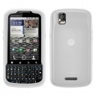 Motorola Droid Pro Solid Skin Cover - Translucent White