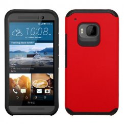 HTC One M9 Red/Black Astronoot Case