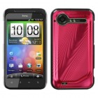 HTC Droid Incredible 2 Red Cosmo Back Case