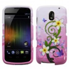 Samsung Galaxy Nexus Tropical Flowers Case