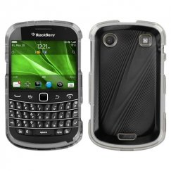 Blackberry Bold 9930 Black Cosmo Case