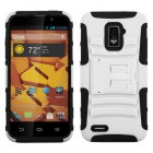 ZTE Warp 4G White/Black Advanced Armor Stand Case